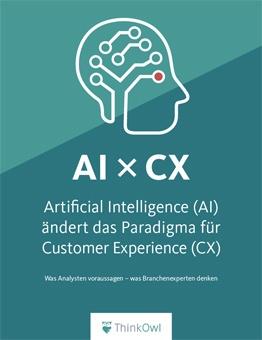 eBook Künstliche Intelligenz verändert Kundenservice