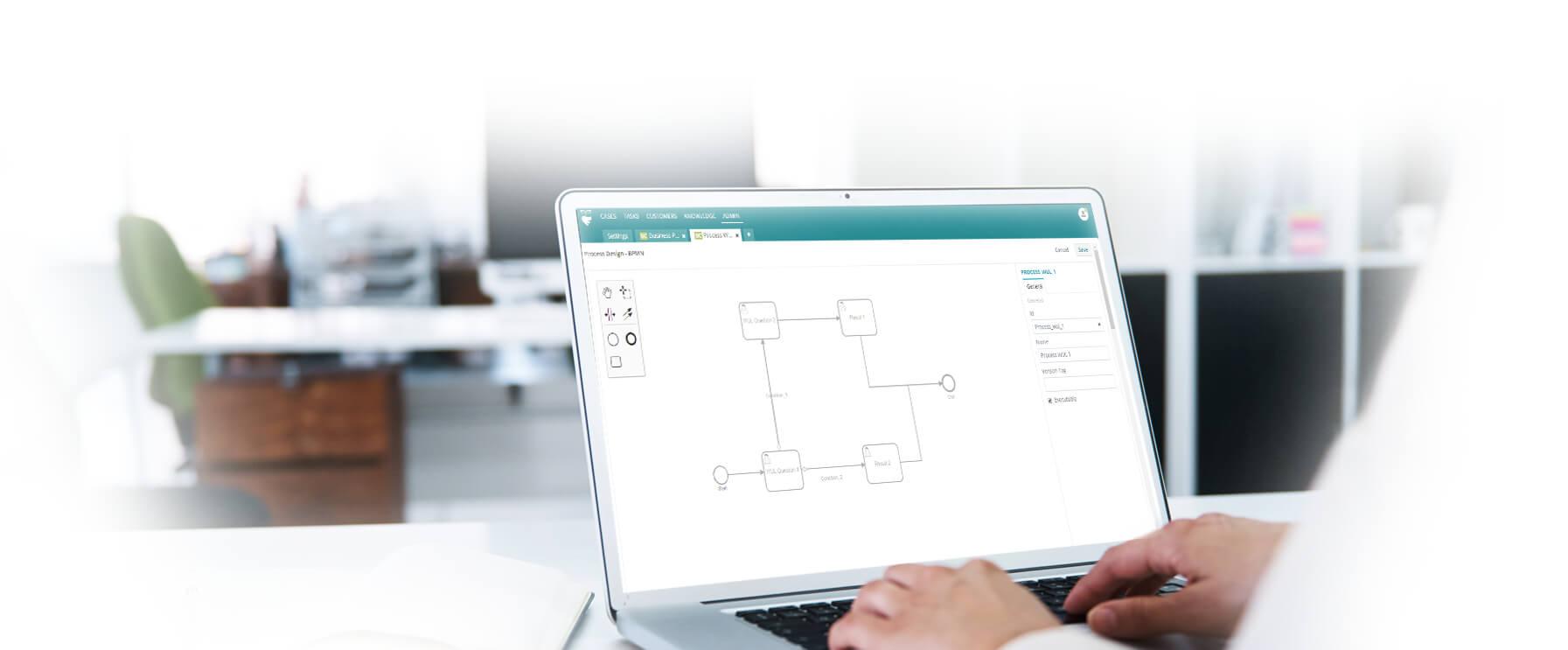 Workflow Serviceprozesse einrichten