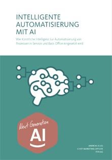 Kostenloses Whitepaper Intelligente Automatisierung mit KI