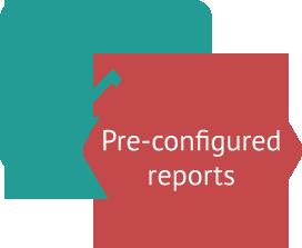 vorgefertigte Standard-Reports