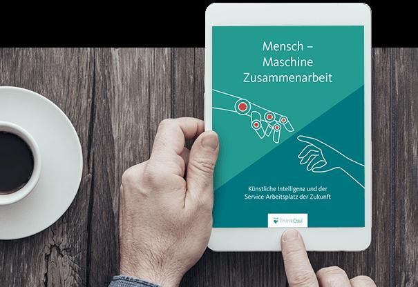 ebook KI und Service-Arbeitsplatz der Zukunft