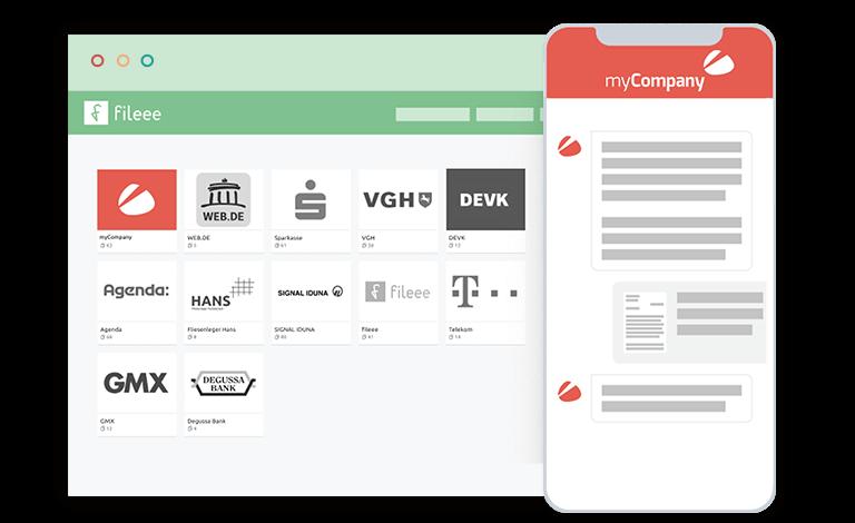 Kunden via App direkt erreichen mit Fileee