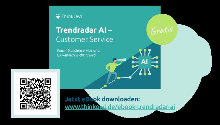 Trendradar AI Kundenservice: Kostenfreies eBook