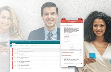 Digitale HR Services mit fileee conversations