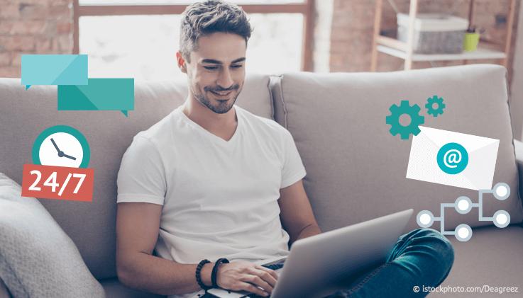 Intelligenter Kundenservice braucht den Mix aus Herz, Kopf und KI