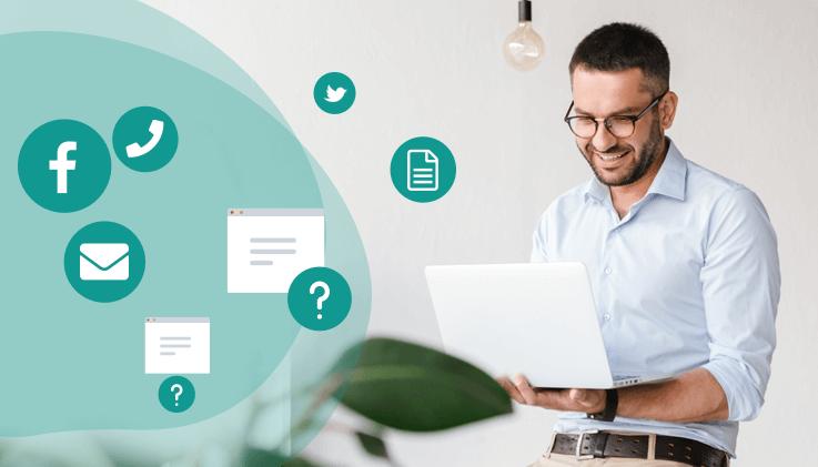 Digitalisierung: Wie mit Helpdesk Software agiler und effizienter Kundenservice gelingt