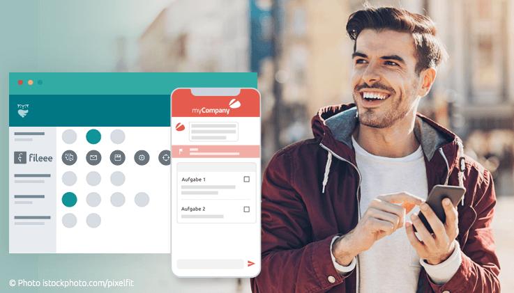 Tschüss Papier, hallo Zukunft: Digitaler Kundenservice mit fileee Conversations
