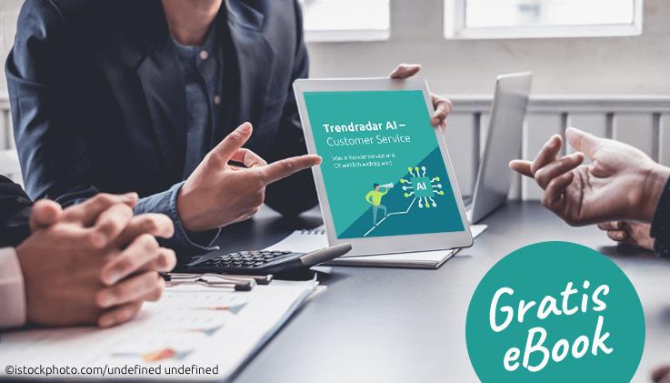 Mittelstand & KI: Diese Anwendungen von KI sind im Kundenservice wichtig