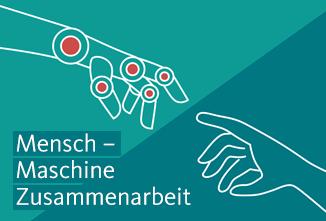 Mensch-Maschine Zusammenarbeit